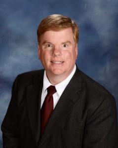 Pastor Tom Strandburg